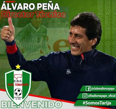 Álvaro-Pena-toma-el-mando-de-Real-Tomayapo