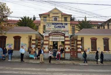 Hospital de Clínicas de La Paz
