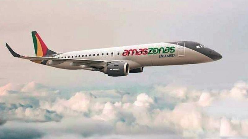 Por la aguda crisis, Amaszonas es vendida a empresa estadounidense