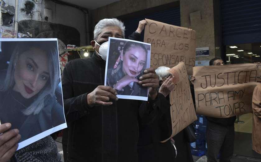 Protestas exigen justicia para Amy I APG Noticias.