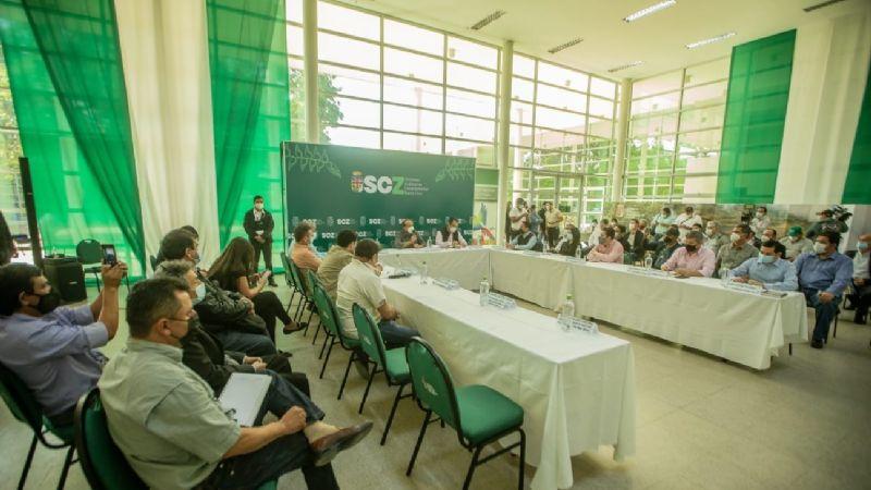 Se suspende la reunión de la CAD por cierre de oficinas del INRA y temor a enfrentamientos