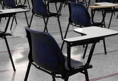 Hay deserción estudiantil por la pandemia (imagen referencial/internet)