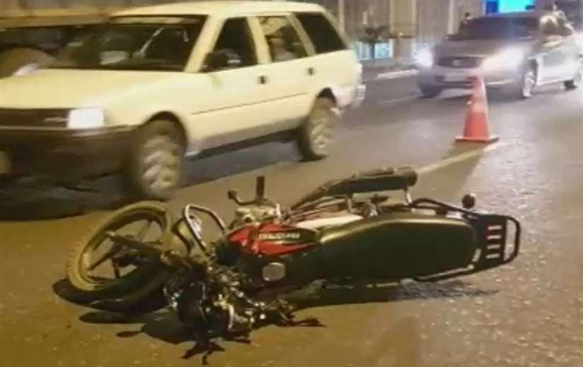 Hubo una gran cantidad de accidentes de tránsito. Foto: Captura de pantalla