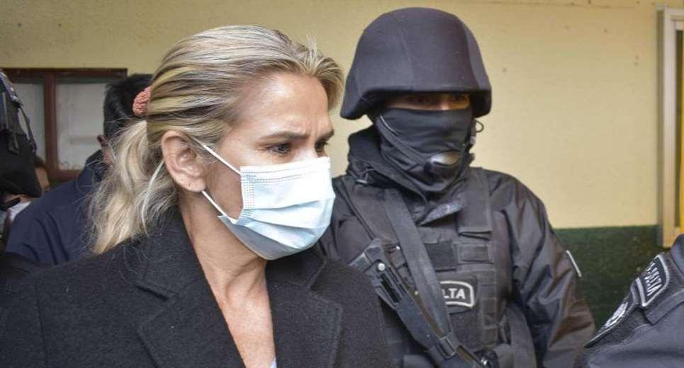 La expresidenta fue trasladada el viernes por segunda vez al Hospital del Tórax