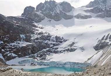 Nevado Charquini
