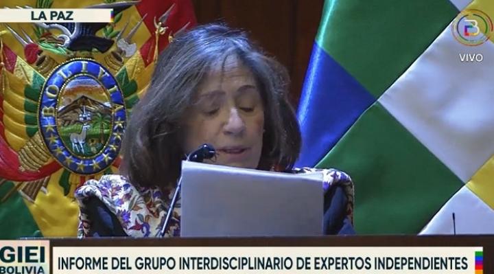 El GIEI entrega su informe y pide la reactivación de casos cerrados por la Fiscalía