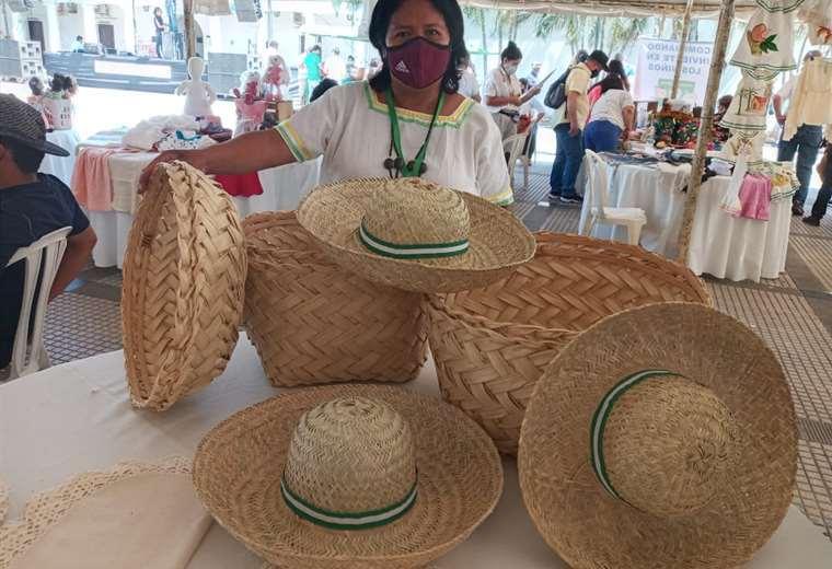 Alcaldía alista feria artesana para el fin de semana EL DEBER
