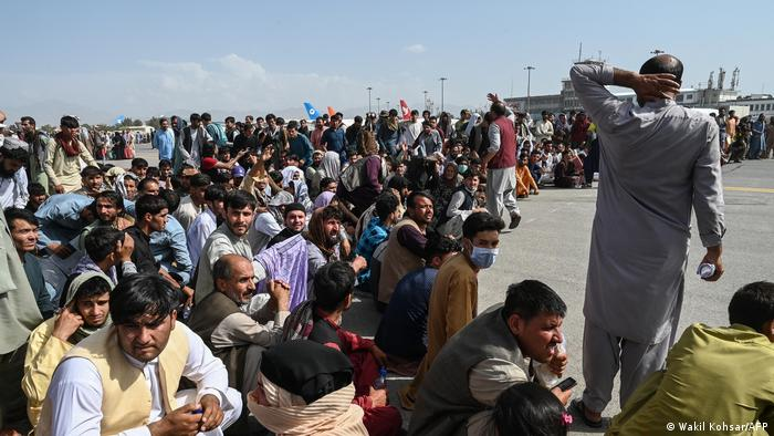 Afghanistan | Evakuierung von Afghanen aus Kabul