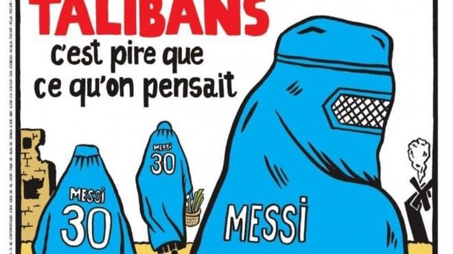 La polémica tapa de Charlie Hebdo