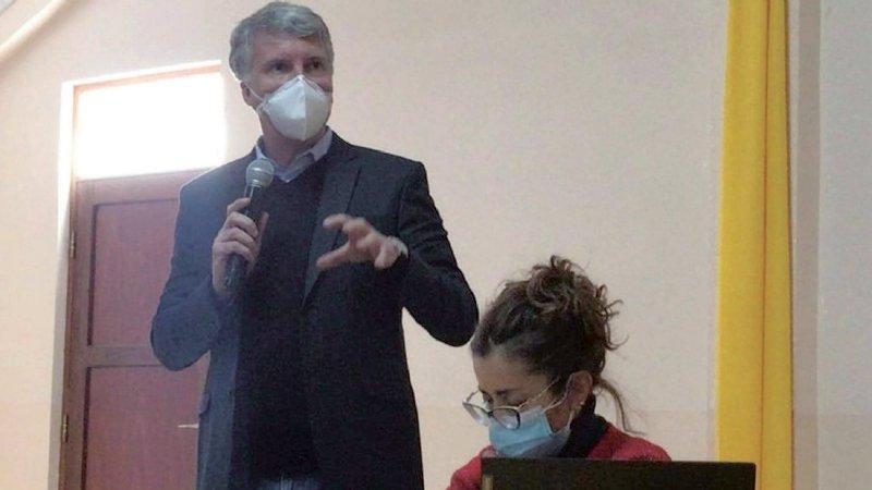 Afines al MAS interrumpen el informe del GIEI en Potosí