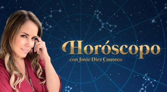 Horóscopo de Josie Diez Canseco, viernes 20 de agosto