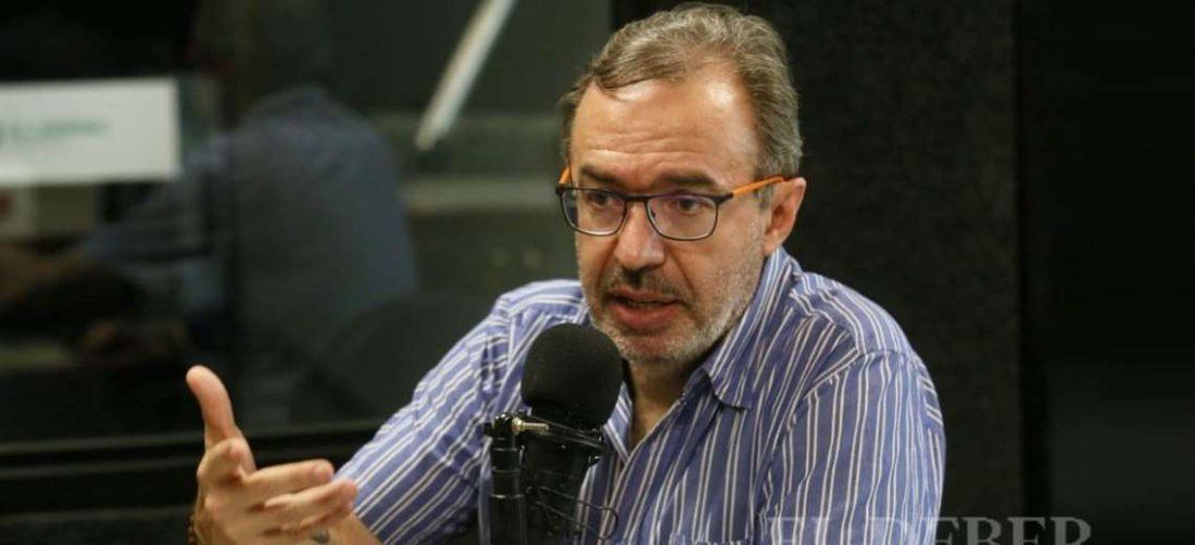 Richter dio los detalles en una entrevista con EL DEBER Radio. Foto: Ipa Ibáñez