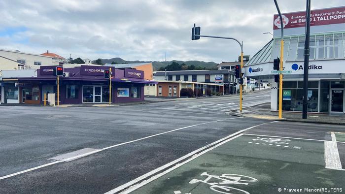 Neuseeland | COVID-19 Lockdown in Wellington