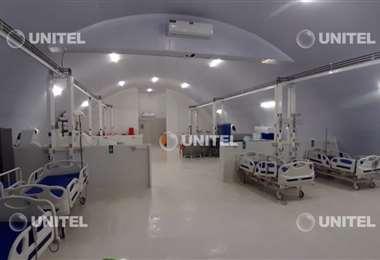Domo 2 del Hospital Japonés - Foto: Rodolfo Orellana