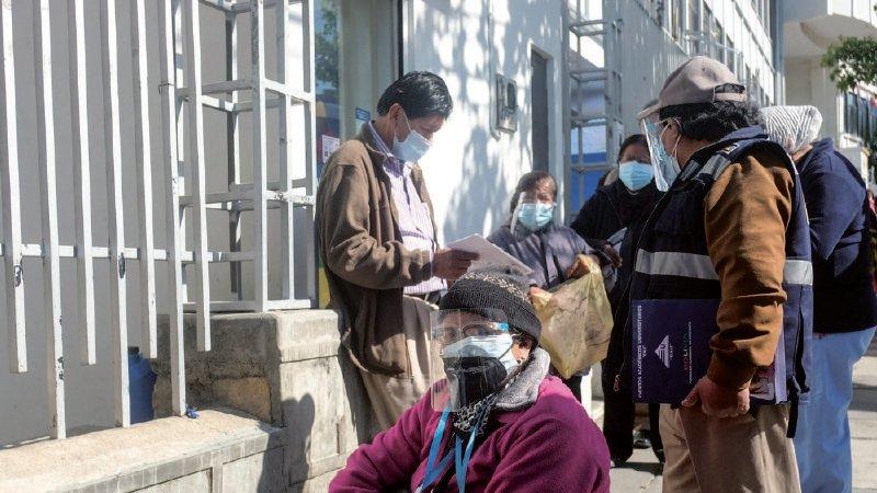 Con las 300 mil Sputnik, Bolivia cubrirá el 50% de segunda dosis