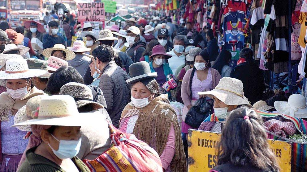 La Llajta es la primera del país que confirma cuarta ola - Cochabamba - Opinión Bolivia