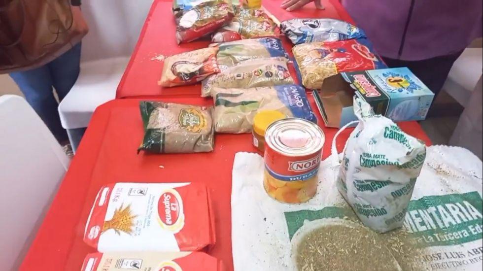 Adultos del Chaco cuestionan origen de productos de canasta alimentaria