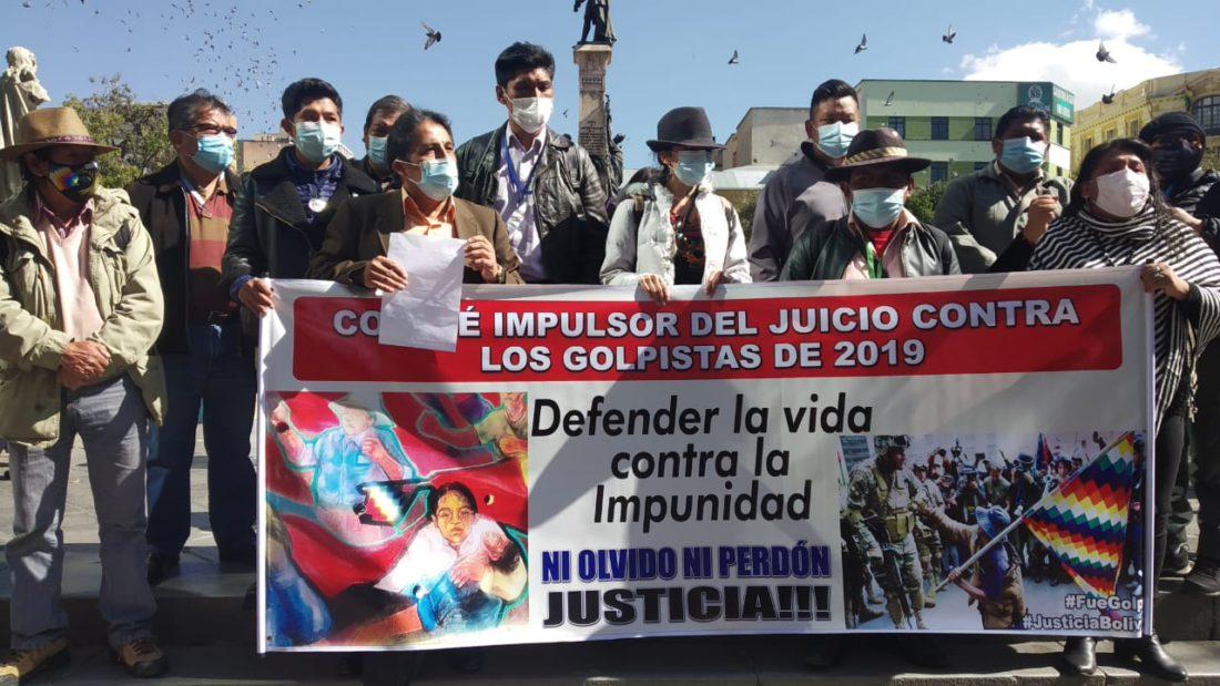 Aldo Michel: Alcalde Arias movilizó personal de la alcaldía paceña para respaldar marcha de Amparo Carvajal