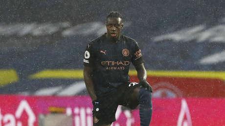 Acusan de violación a Benjamin Mendy, futbolista del Manchester City, y el equipo campeón de la Premier League inglesa lo suspende