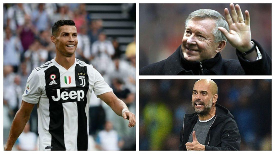 Guerra en Mánchester por el fichaje de Cristiano Ronaldo.
