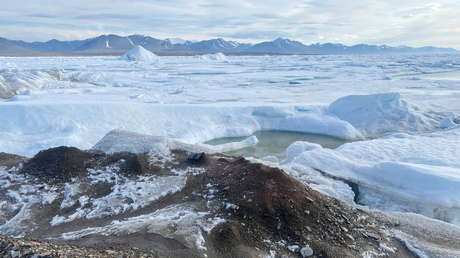 Científicos daneses descubren sin saberlo la que podría ser la isla más septentrional del mundo