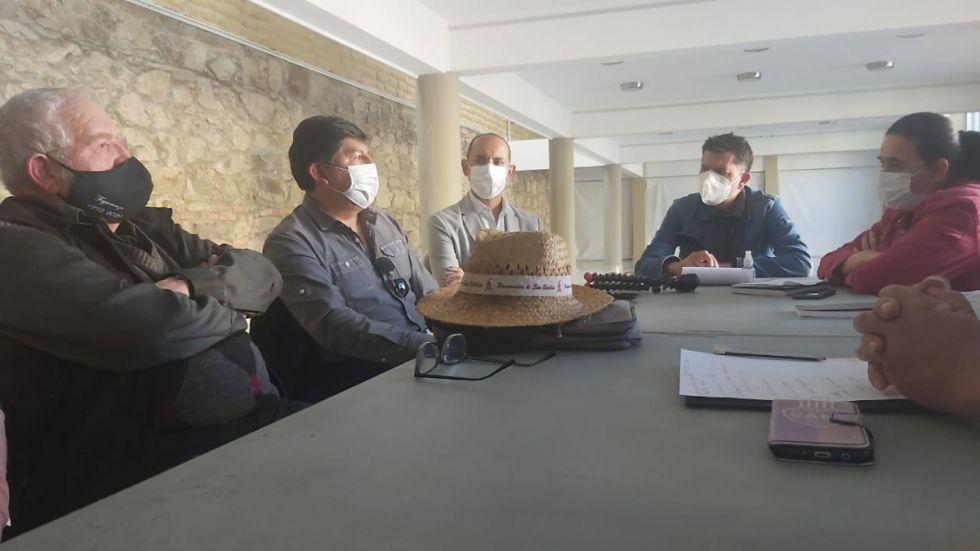 Comisión de la Fundación Cultural del BCB visitó Tarija