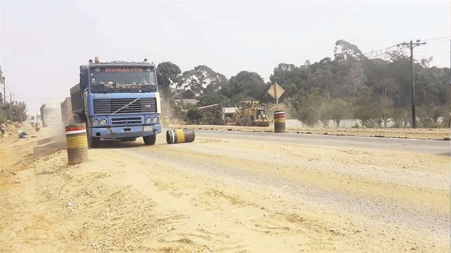 La obras no avanzan en la provincia Ichilo