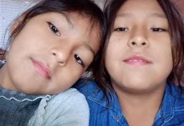 Las hermanas Orellana eran muy queridas entre sus familiares