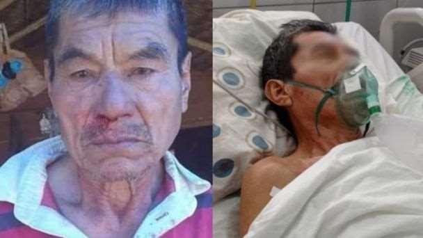 Foto archivo El Deber: Lino Pena murió el 31 de julio, luego de ser golpeado en Ebenezer.