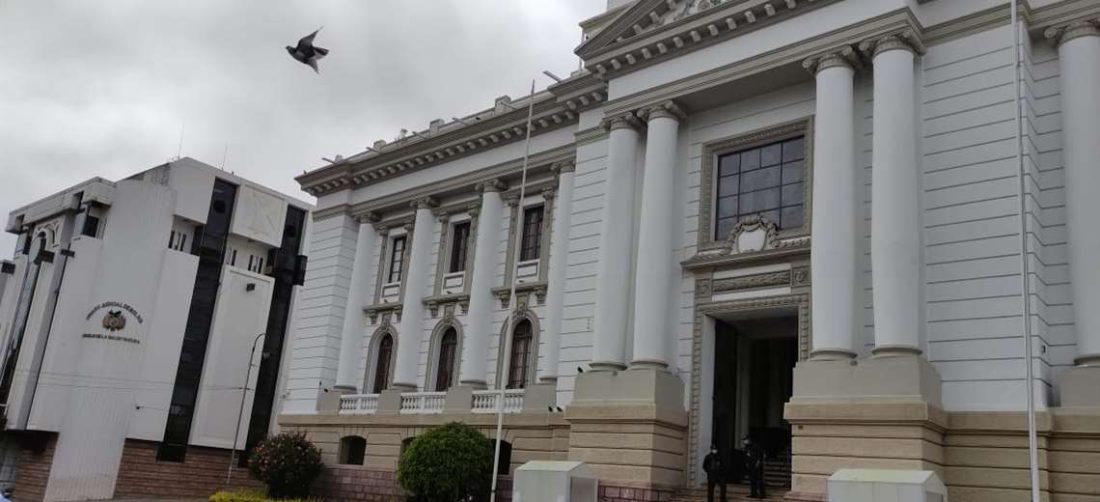 Un caso de supuesto cuoteo de pegas llega a juicio oral en Sucre
