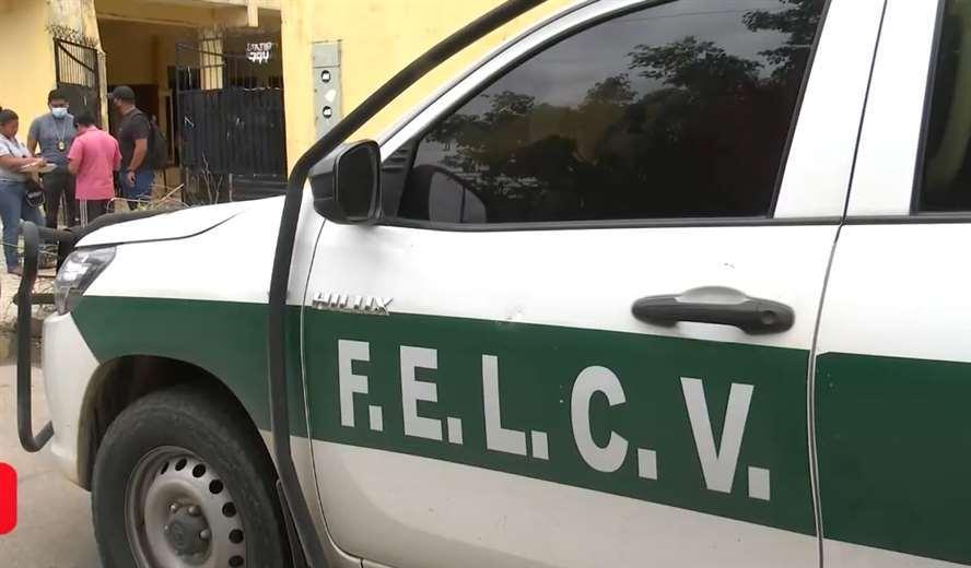 El caso es investigado por la Felcv