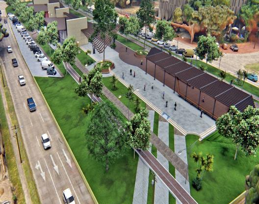 Proyectos de obras para Santa Cruz