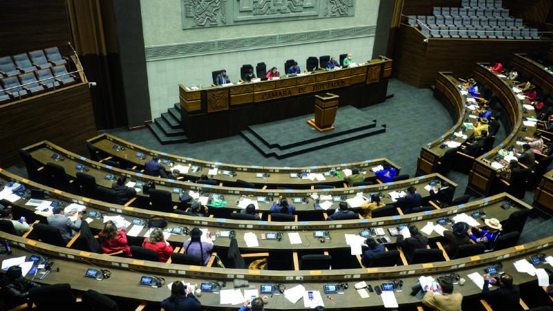 Denuncian que el MAS hostiga, procesa y ofrece dinero por dos tercios en ALP