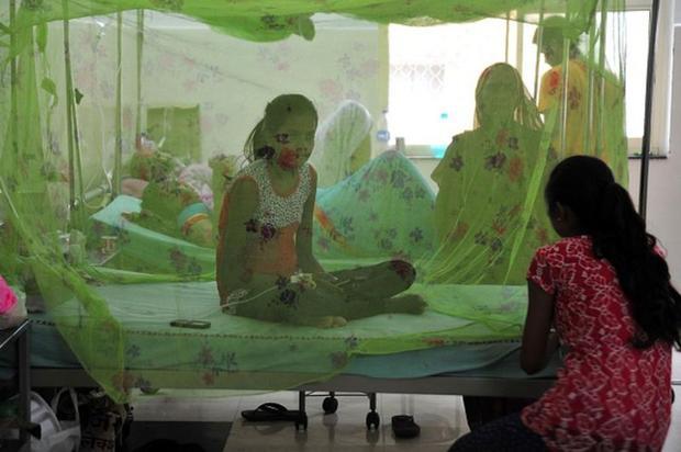 Los brotes de dengue son comunes en Uttar Pradesh. (GETTY IMAGES)