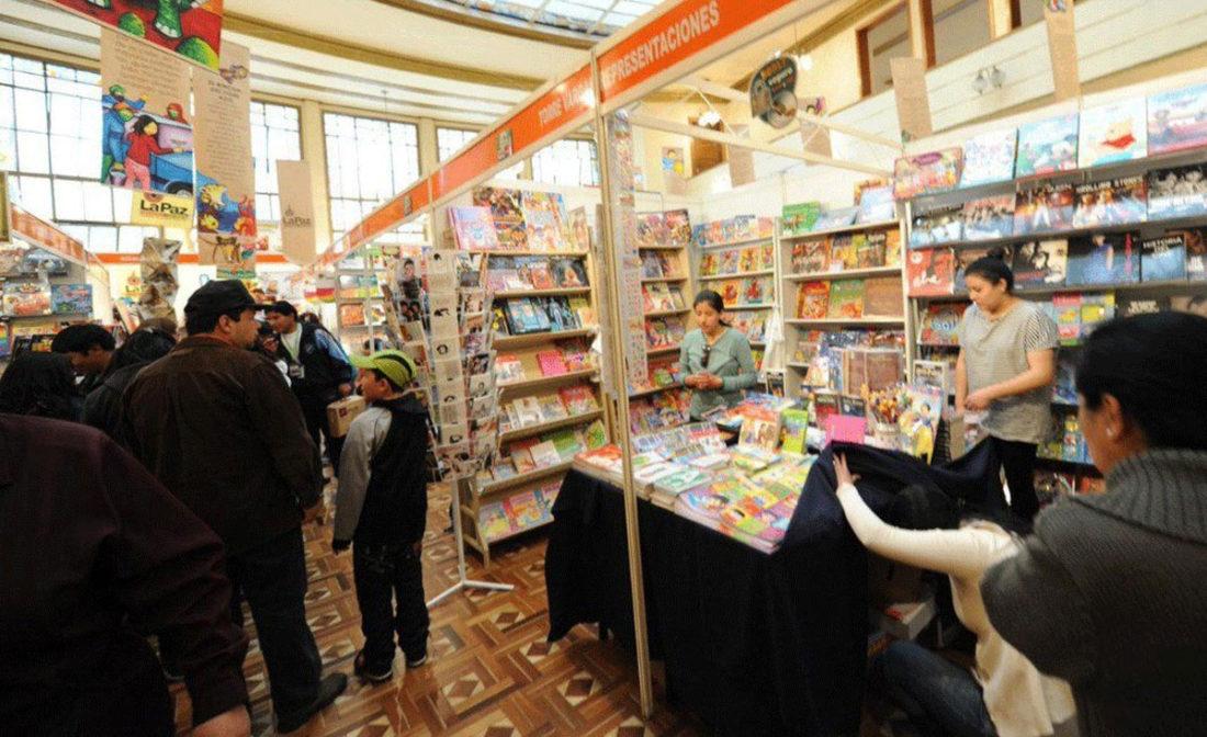 Se posterga la Feria Internacional del Libro de La Paz - La Razón | Noticias de Bolivia y el Mundo