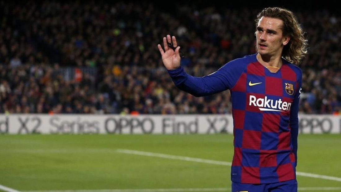 """Griezmann se despide del Barça: """"Me voy triste..."""""""