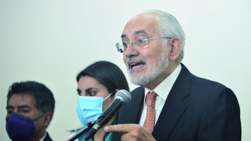 El MAS  aprueba juicio a Mesa y allana vía para tratar caso Añez