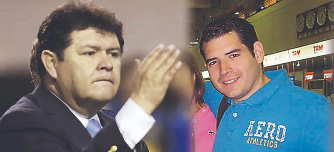 Roger Bello y Sebastián Peña, candidatos a la presidencia de Blooming.