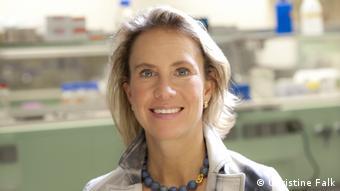 Christine Falk, presidenta de la Sociedad Alemana de Inmunología.