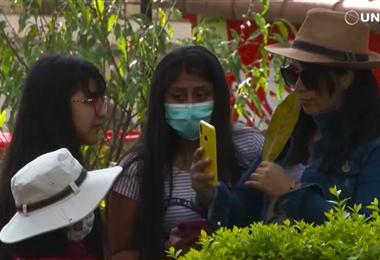 Aprendemos algunas de las palabras que utilizan más en Cochabamba (UNITEL)