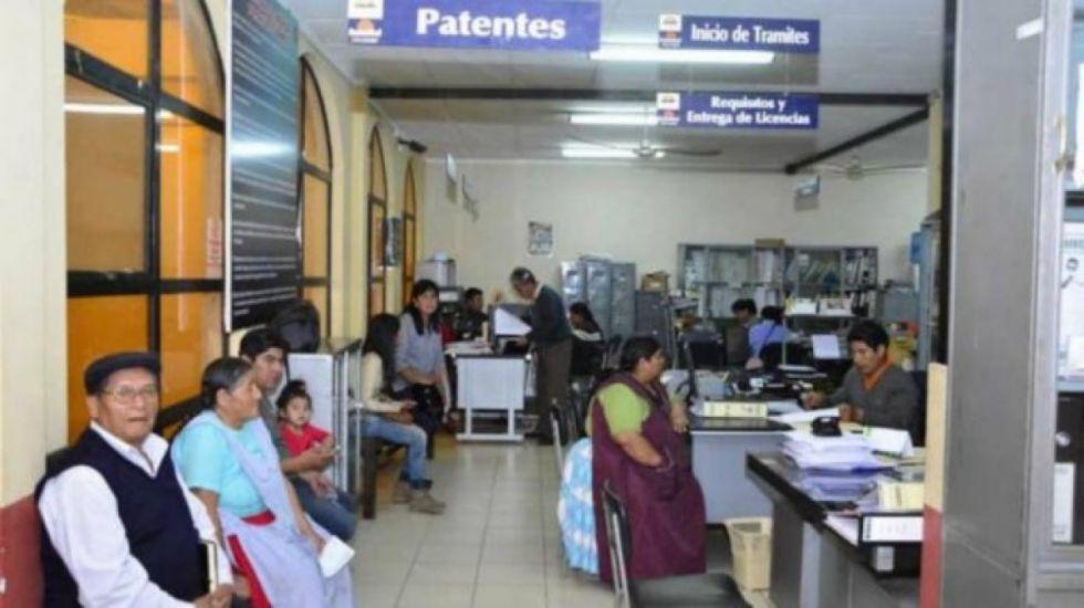 Ley amplía vigencia de licencias municipales vencidas el 2020 y 2021 en Tarija
