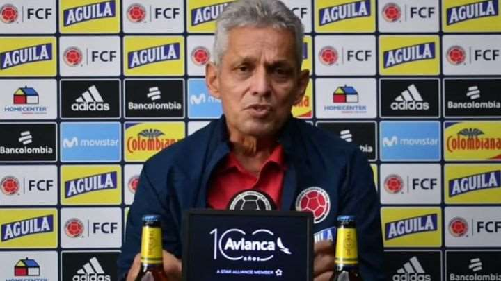 Reinaldo Rueda, entrenador del seleccionado colombiano. Foto: Internet