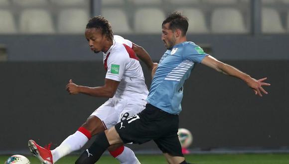 Perú vs. Uruguay jugaron en el Estadio Nacional. (Foto: FPF)