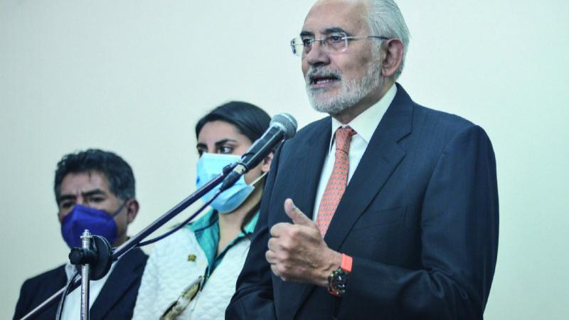 Caso Quiborax se perdió en el gobierno de Morales y ahora se usa contra Mesa