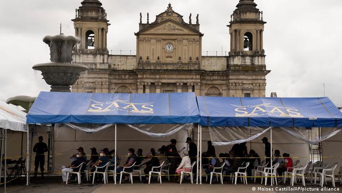 Coronavirus I Impfung Guatemala