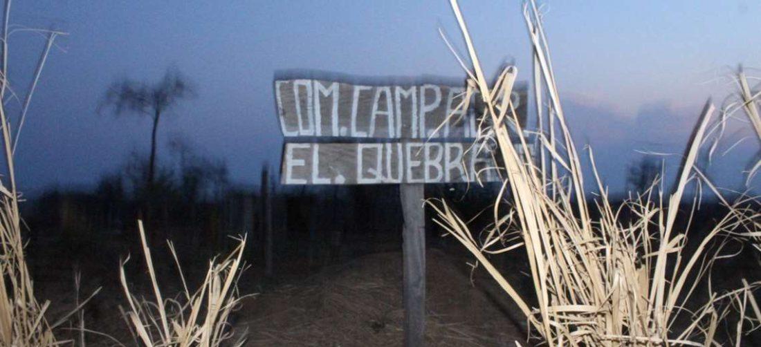 El INRA asegura que hará respetar los derechos de la comunidad El Quebracho (Foto: INRA)