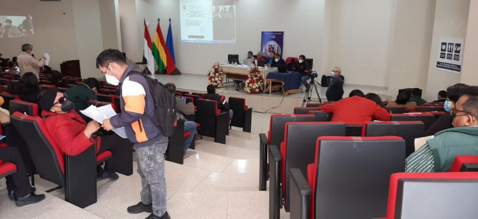 Proveedora de laptops procesará a la UAJMS si no cumple contrato