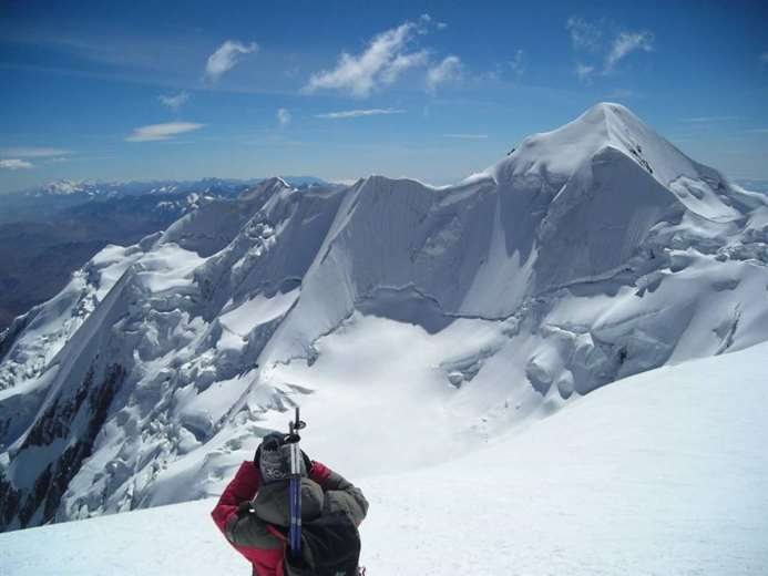 Nevado del Illimani