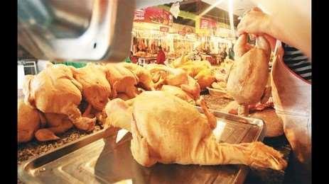 En agosto la carne de pollo fue la más inflacionaria (Foto: EL DEBER)