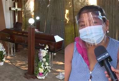 La familia pide ayuda para poder enterrar a ambas víctimas de un accidente